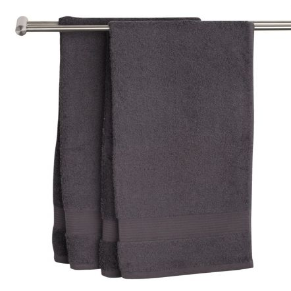 KARLSTAD grey Bath sheet Kr.