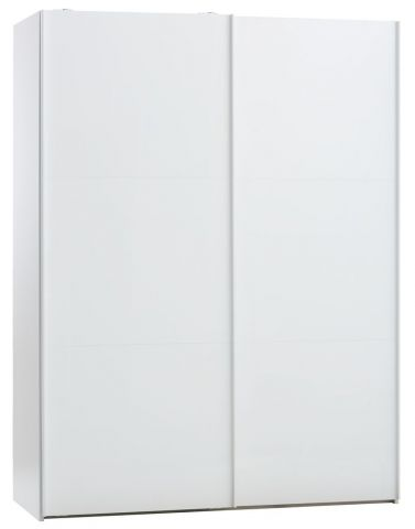 Wardrobe ONSTED 151x201 white highgloss