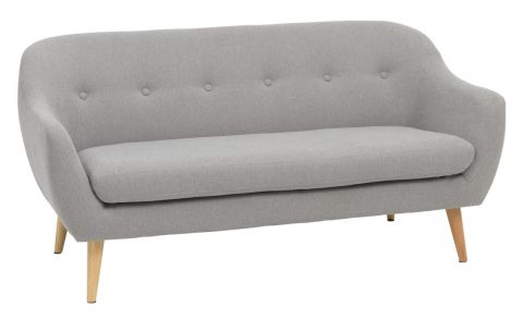 Sofa EGEDAL 2.5-seater light grey