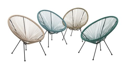 Lounge chair UBBERUP assorted