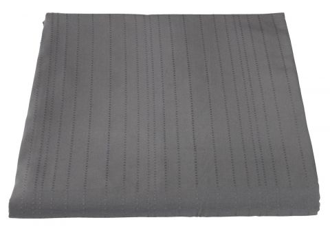 Bed throw ALVIK 220x240 grey