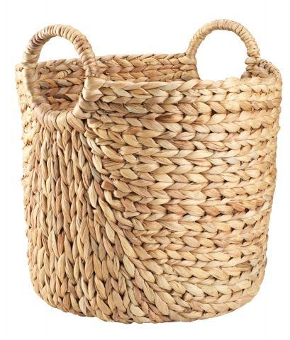 Basket ARE D:34xH37cm natural