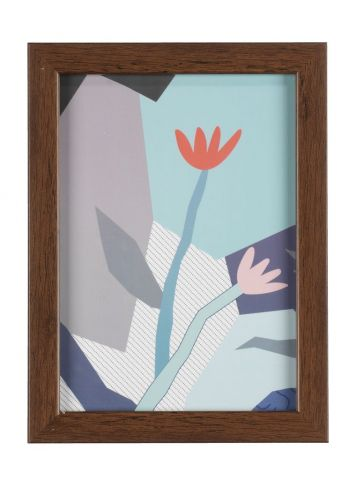 Picture frame SAMUEL 13x18cm brown