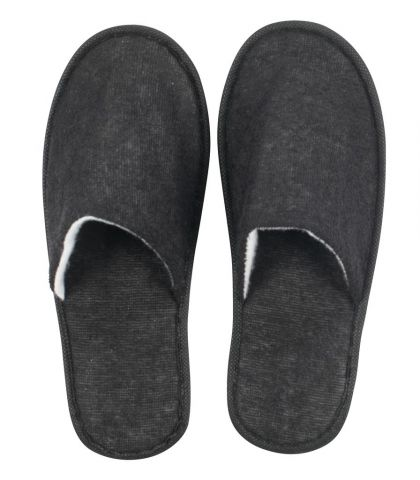 Slippers VALLIS size S-XL terry ass.