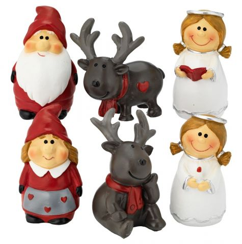 Figurines KANE H7cm 2pcs/pk assorted