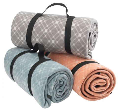 Picnic blanket DUETROST W130xL150 ass.