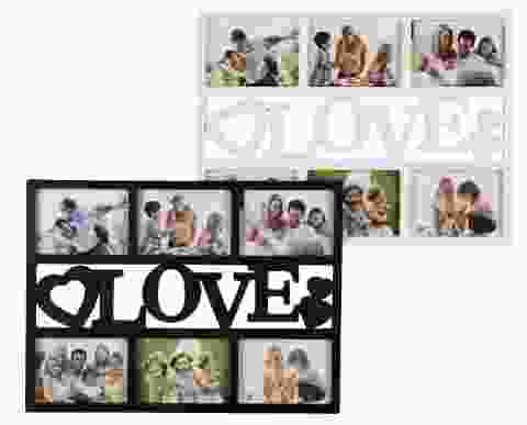 Picture frame AUGUSTUS 46x34cm w/letters