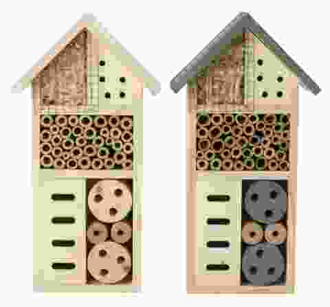 Insect hotel SJAGGER W9xL13xH26 ass.