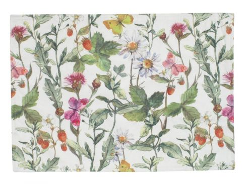 Place mat KNEROT 32x44 off-white