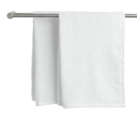 Guest towel FLISBY white