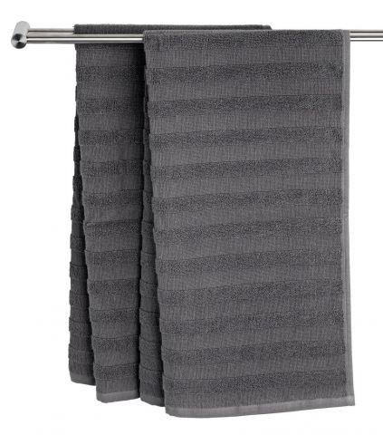 TORSBY grey Hand towel
