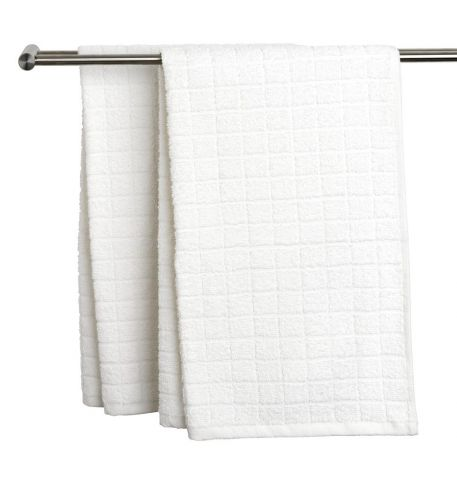KARBY white Hand towel