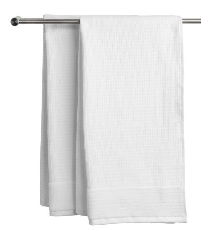 Hand towel NORJE waffle white KRONBORG