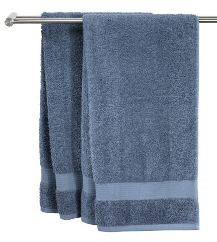 !Guest towel KARLSTAD dusty blue