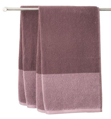 Bath towel SKOBY plum