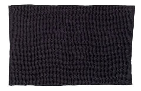 Bath mat FAGERSTA 50x80 black