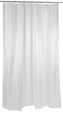 Shower curtain ANEBY 180x200 KRONBORG