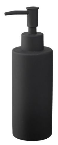 Soap dispenser NYHAMMAR black