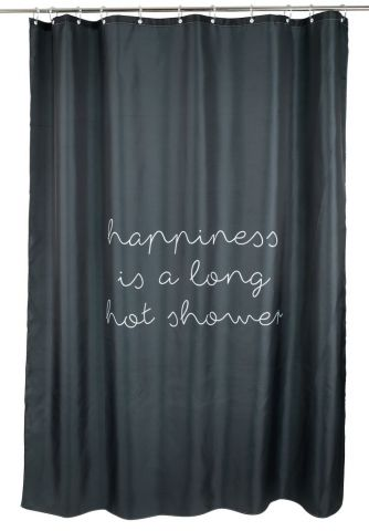 Shower curtain RUNEMO 150x200