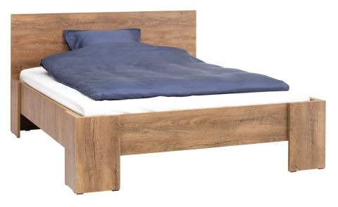 Bed frame VEDDE 160x200 wild oak