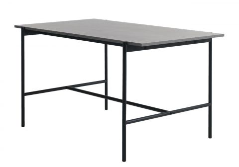 Dining table TERSLEV 80x140 concrete