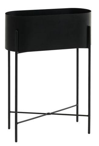 Planter box PADBORG black