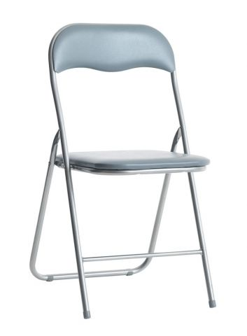Folding chair VIG grey