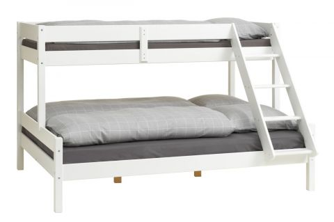 !Bunk bed VESTERVIG 90/140x200 white