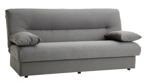 Sofa bed BOLDERSLEV light grey