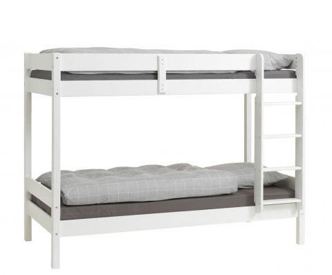Bunk bed VESTERVIG 2x90x200 white