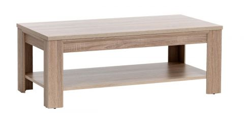 Coffee table HALLUND 60x120 oak