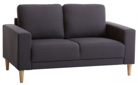 Sofa EGENSE 2 seater dark grey