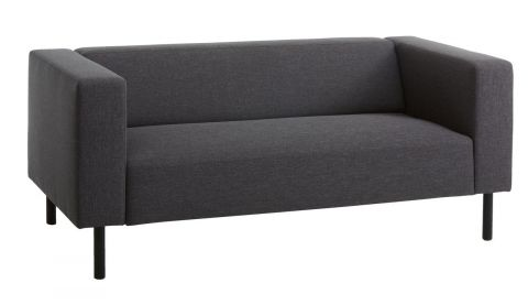Sofa KARISE 2,5 seater anthracite grey