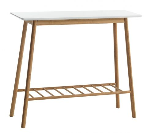 Console table VANDSTED 30x90whitebamboo