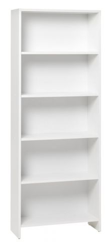 Bookcase GISLINGE 5 shelves white