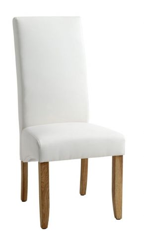 Dining chair BAKKELY cream