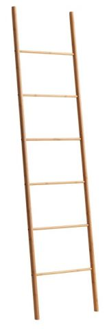 Decorative ladder VANDSTED bamboo