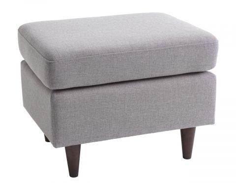 Pouffe GEDVED light grey