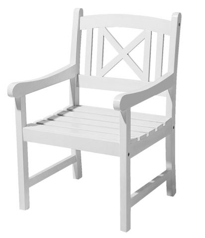 Chair HVIDE SANDE white