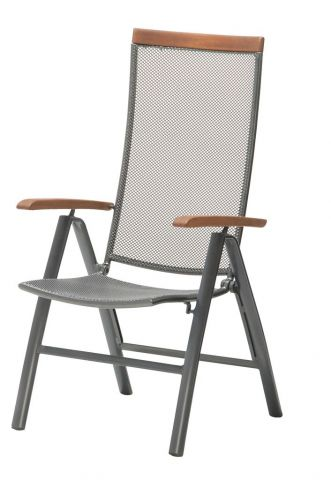 Recliner chair LARVIK grey