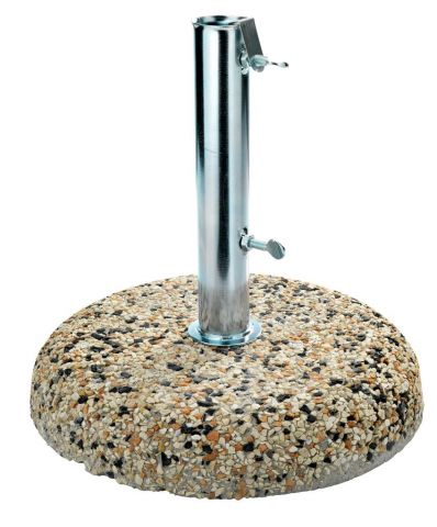 ..Parasol base FJELLRYPE 25kg stone look