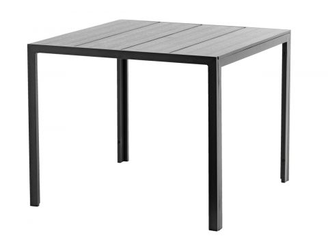 ..Table MADERUP W90xL90 black