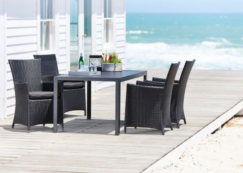 ..Table MADERUP W90xL150 black