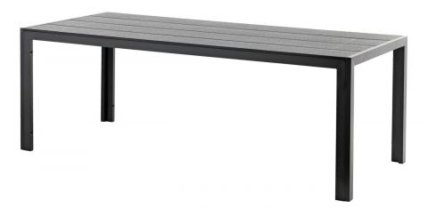..Table MADERUP W90xL205 black