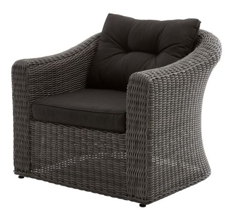 Lounge chair TAMBOHUSE grey