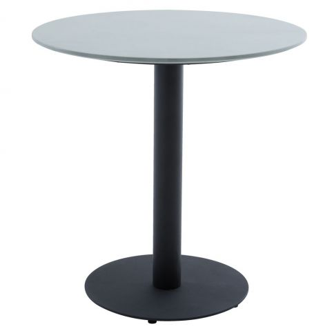 Bistro table NABBEN D70 grey