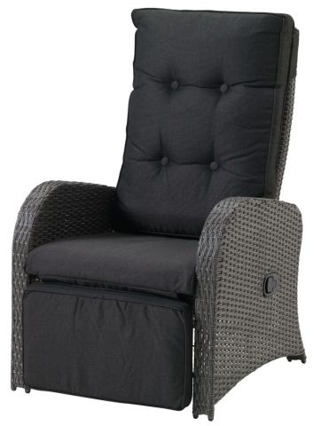 Recliner chair STORD grey