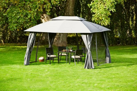 ..Gazebo SANKT HANS W300xL400 grey