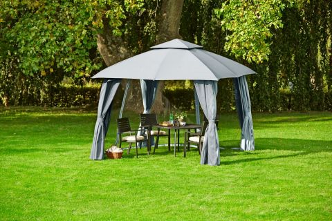 ..Gazebo SANKT HANS W300xL300 grey