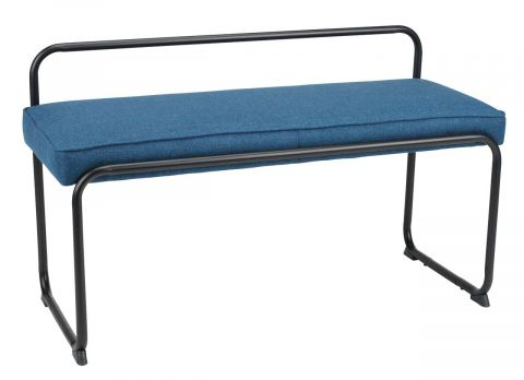 ..Bench TURN blue/black
